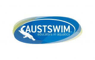 AUSTSWIM logo